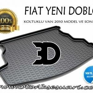 Fiat Doblo Bagaj Havuzu (2010+)