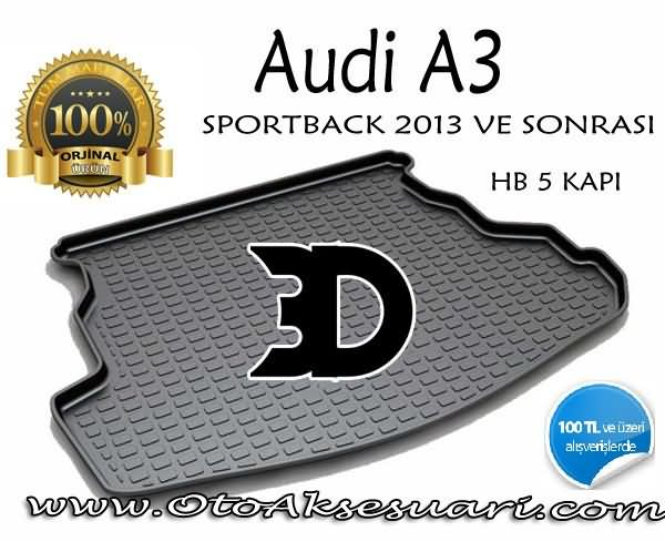 Audi Bagaj Havuzu