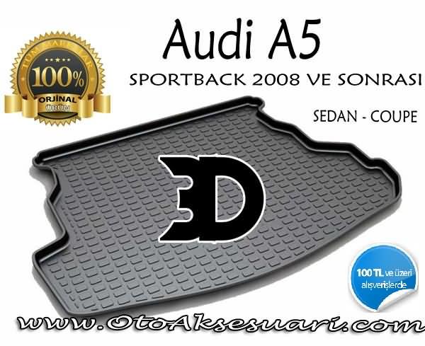 Audi A5 Bagaj Havuzu