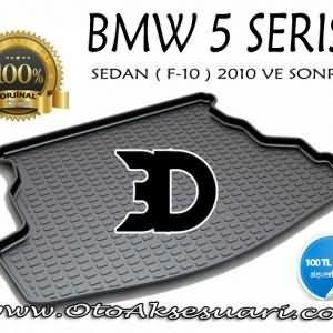 BMW F10 Bagaj Havuzu