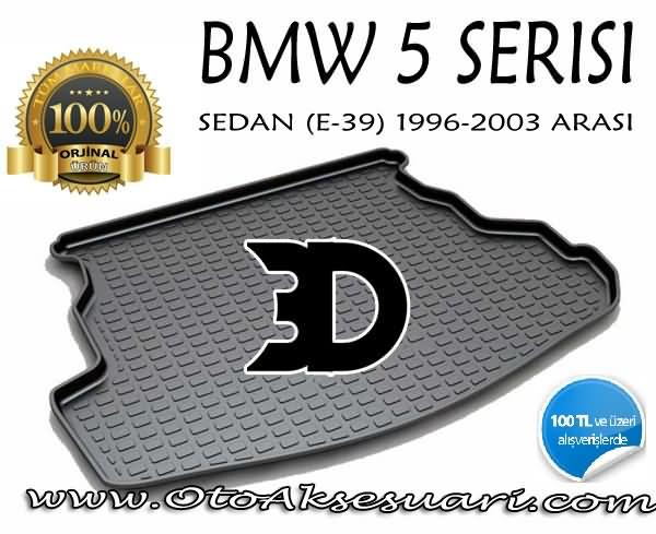 BMW Bagaj Paspası
