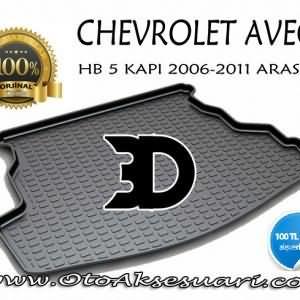 Chevrolet Bagaj Havuzu