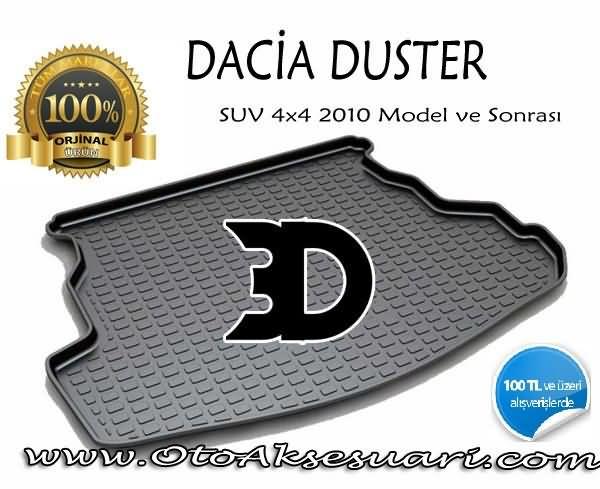 Dacia Duster 4×4 Bagaj Havuzu
