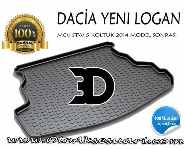 Dacia Logan Bagaj