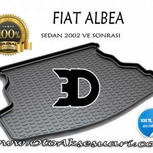Fiat Albea Bagaj