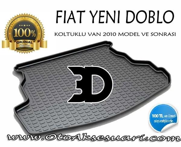 Fiat Doblo Bagaj Havuzu