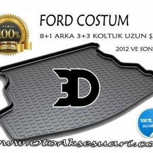 Ford Costum Bagaj Havuzu