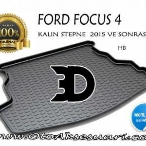 Ford Focus 4 Bagaj