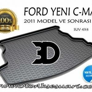 Ford Cmax Bagaj Havuzu