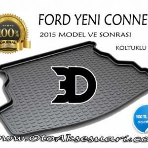 Ford Connect Bagaj Havuzu