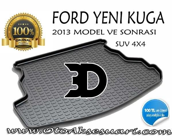 Ford Yeni Kuga