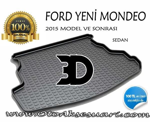 Ford Yeni Mondeo