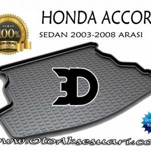 Honda Accord Bagaj Havuzu