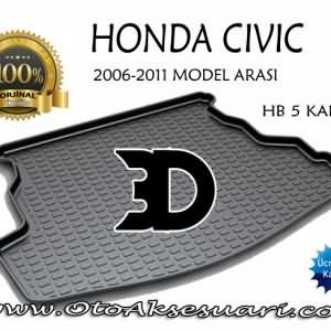 Honda Bagaj havuzu