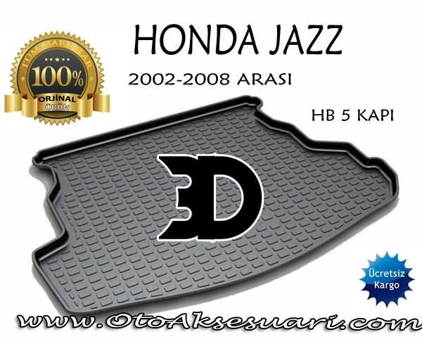 Honda Jazz Bagaj