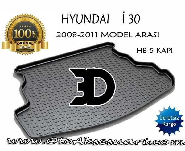 Hyundai Bagaj Paspası