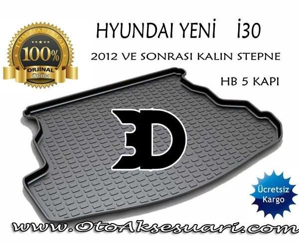 Yeni i30 Bagaj