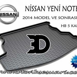 Nissan Note Aksesuar