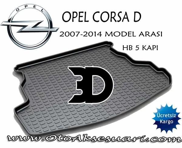 Opel Bagaj Havuzu