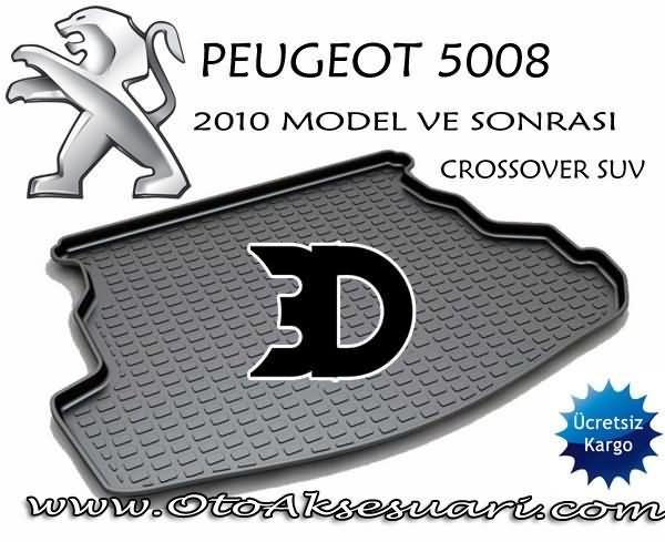 Peugeot 5008 Bagaj