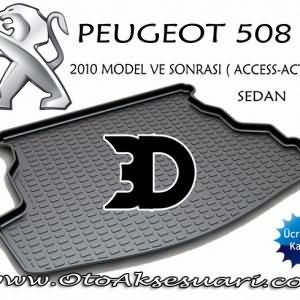 Peugeot 508 Bagaj Havuzu 2010+
