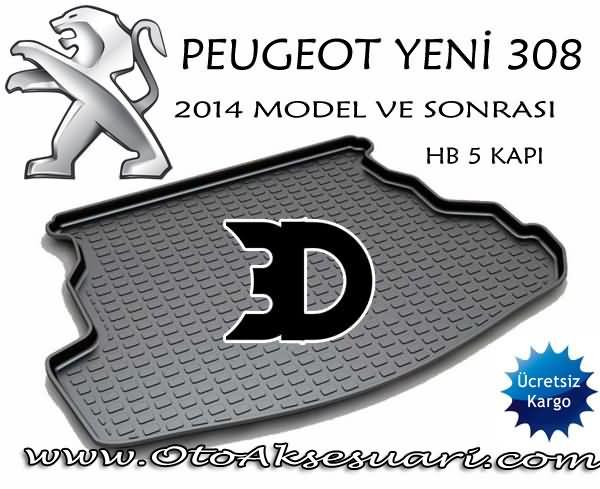 Yeni 308 Bagaj Paspası