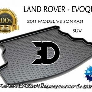 LandRover Evoque Bagaj