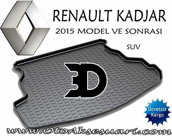 Renault Kadjar Bagaj Havuzu