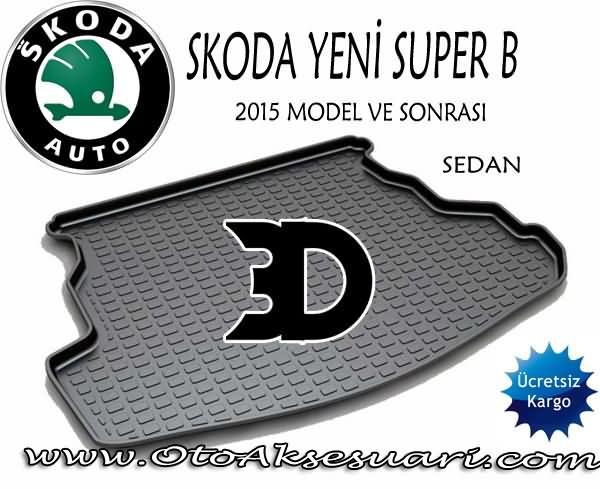 Skoda Yeni SuperB