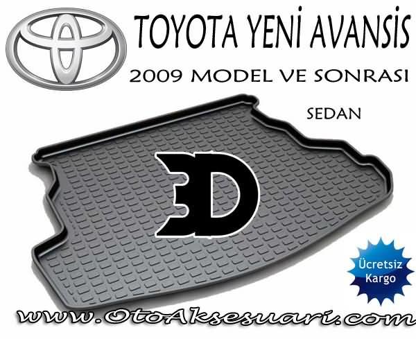 Toyota Bagaj Havuzu