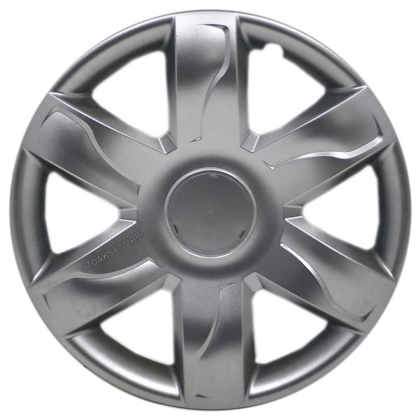 Fiat 15 inç Kırılmaz Jant Kapağı 318