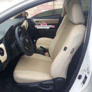 Bej Toyota Corolla Kılıf