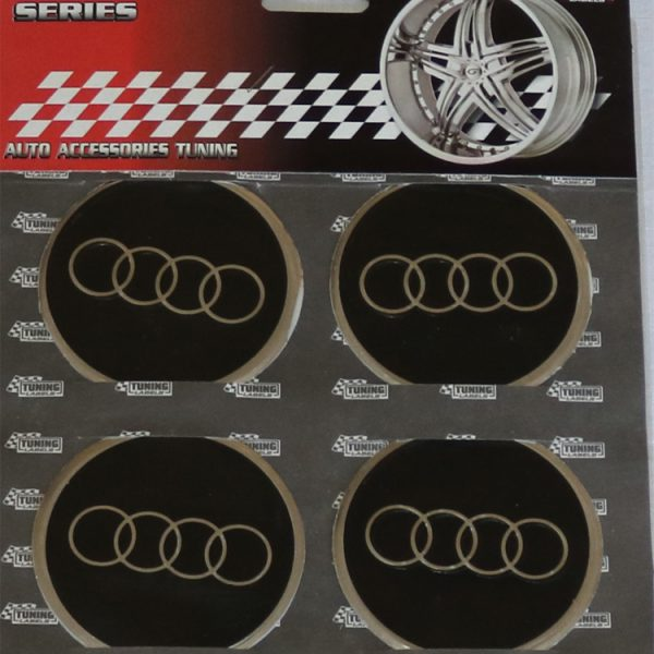 Audi Logo Arma Sticker
