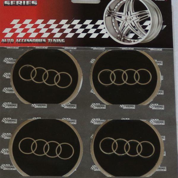 Audi Logo Arma Sticker