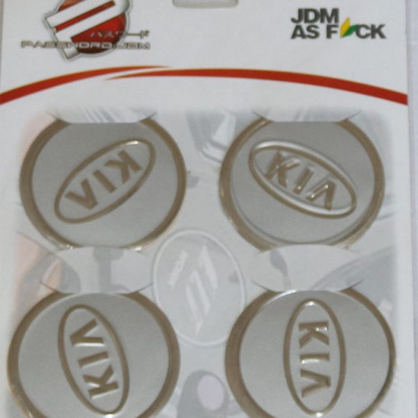 Kia Logo Arma Sticker