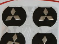 Mitsubishi Logo arma sticker