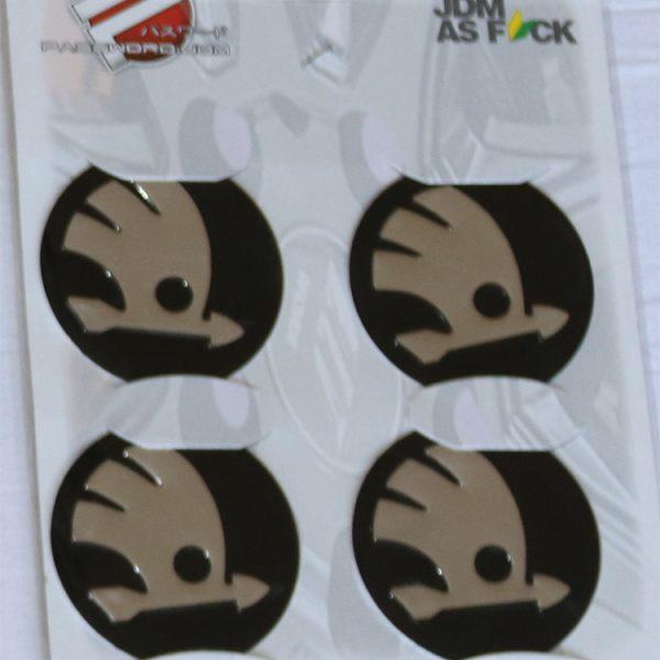 Skoda Logo Arma Sticker